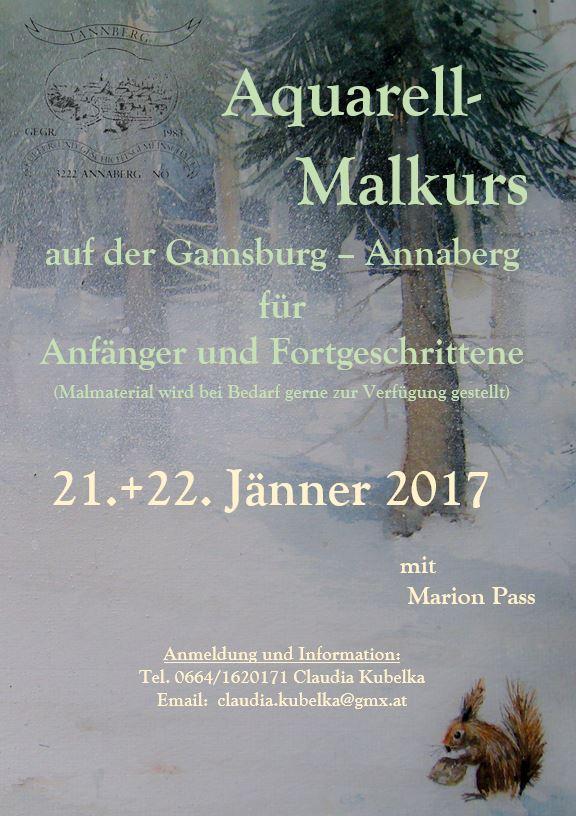 Annaberg - Jan 2017 - Flyer